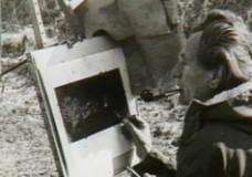 Der Maler Rudolf Bellenzier