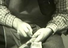 Herstellen eines Sarner Messers