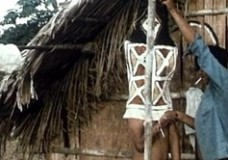 Maskenkleid Cubeo Kolumbien