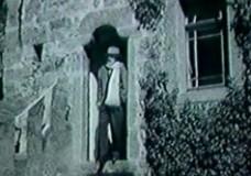 STUDY OF A POET – EZRA POUND – BRUNNENBURG – DORF TIROL 1959