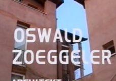 Architekt Oswald Zoeggeler